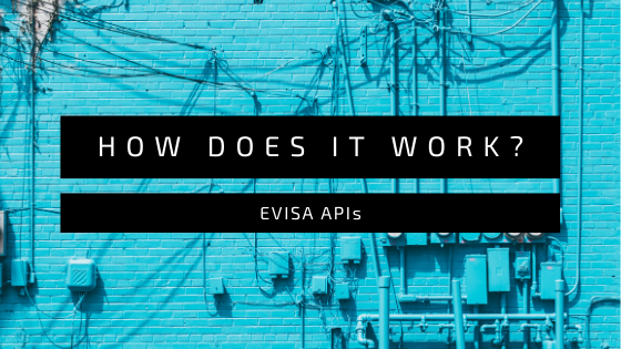 evisa api Step by Step
